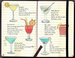 alcohol, cocktails, madamelulu, rum, spanish, tequila, vodka