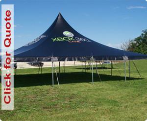 Large Vinyl Tents Quote