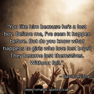 you-like-him-because-hes-a-lost-boy-believe-me-ive-seen-it-happen ...