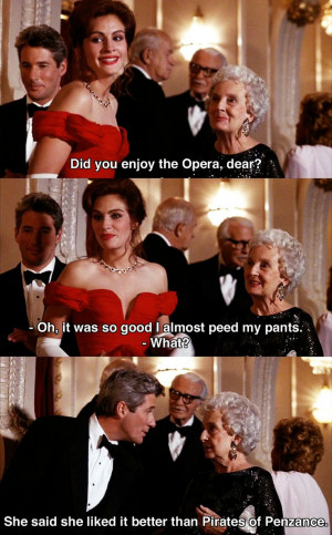 Pretty Woman Movie Quotes Pretty woman (1990) · found on lets-go-to ...