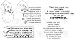 Snowman Quotes