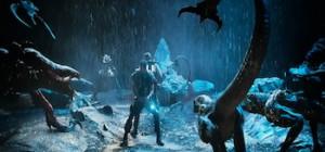 Riddick Clips Featurette...