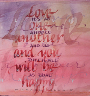Calligraphy Quotations