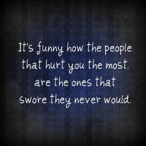 People Hurt