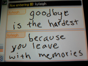 Sad Goodbye Quotes For Friends Sad quotes saying