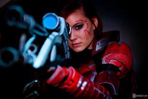 Commander Shepard - PaigeycosplayPhoto by Swoz (Me :3)My DA.Haha fun ...