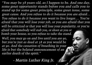 """Martin Luther King, Jr.'s Full """"Mountaintop"""" Speech + The March."""