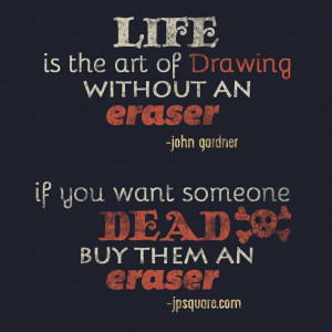 ... quote from jpsquare.com series on Almost Famous Quotes #typography