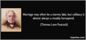 More Thomas Love Peacock Quotes