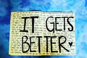It gets better quote