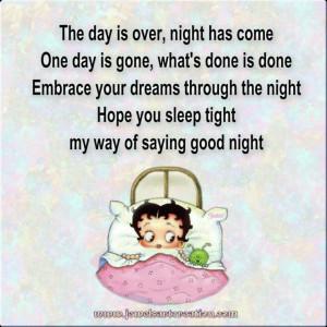 Betty Boop Sayings