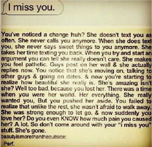 , Neat Quotes, Broken Relationships, Don'T Taking Her For Grant, Dont ...