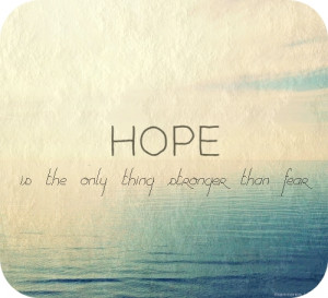 Palliative Care, Hope