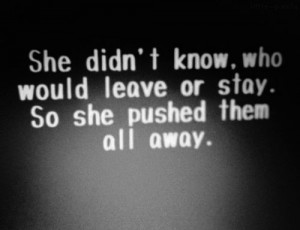 lost girls boys gifs girl quote Black and White depressed depression ...