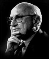 Daniel Hannan quotes Libertarian Economist Milton Friedman