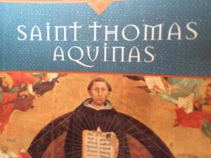 Chesterton on Thomas Aquinas, on Revelation: