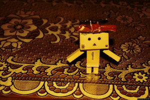 Related Pictures danbo danboard cardboard robot cute love you ajilbab ...