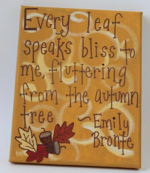 Fall, autumn, quotes, sayings, image, cute
