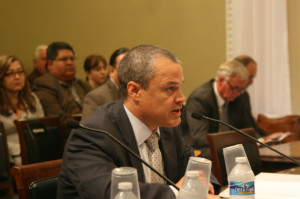 Bureau of Indian Affairs Director Michael S. Black said he supports ...