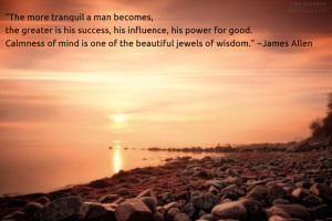 Tranquility Quotes Quotes - tranquility