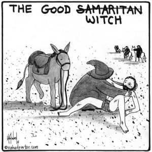 Good Witch Cartoon