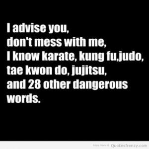 ... funny hilarious WeHeartIt hahaha weheartit judo jujitsu karate Quotes