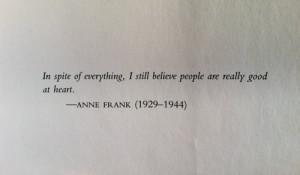 quote books kurt vonnegut anne frank Galapagos by blushpink 7