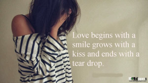 Sad Love Quotes for her from the Heart in English | HD Wallpapers ...