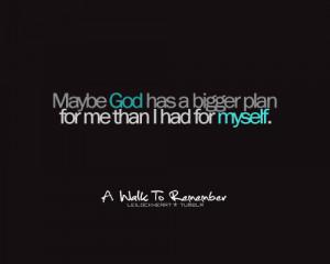 voulezvouz:we plan, God plan's way better. Trust Him,He's the Best ...