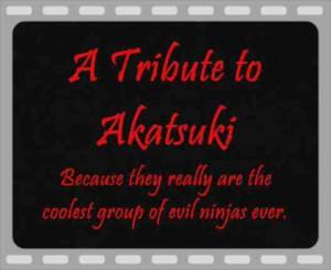 akatsuki sayings
