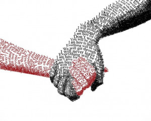 ... , Helpful Hands, Blog, Typography Art, Soul Sisters, Holding Hands