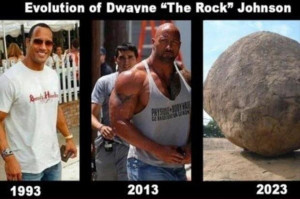 Dwayne Johnson the rock funny pictures