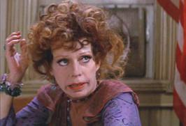 Miss Hannigan...