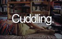cuddling #love #BlackandWhite #quote