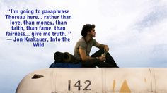 into the wild quote more wild quotes faves quotes rememberance quotes ...