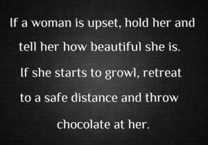 quotes #women #chocolate