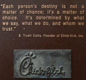 21 Leadership Quotes From Truett Cathy, Founder Of Chick-Fil-A