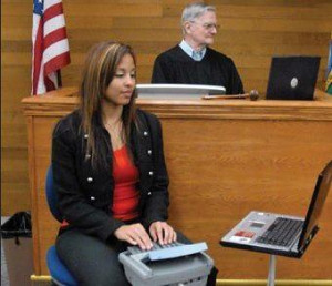 How Do Court Reporters Keep Straight Faces?