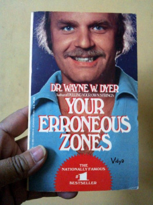 """first """"met"""" Dr.Wayne Dyer when I was 12. My Uncle gifted me the ..."""
