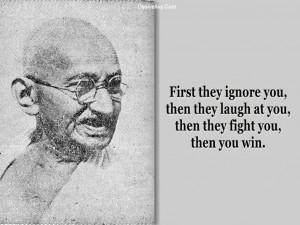 Ghandi Quotes HD Wallpaper 8