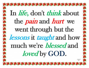 Inspirational Quotes - SoftheHT2012