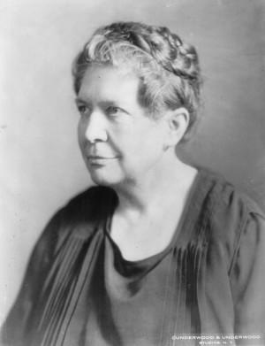 Florence Kelley . Underwood & Underwood, ca. 1925. Photograph. Prints ...
