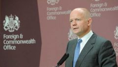 William Hague wants to ensure good governance and robust public ...