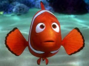 Marlin, a clownfish, Nemo's father