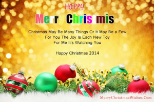cute chsristmas quotes and sayings images