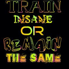 Insanity Workout Quotes