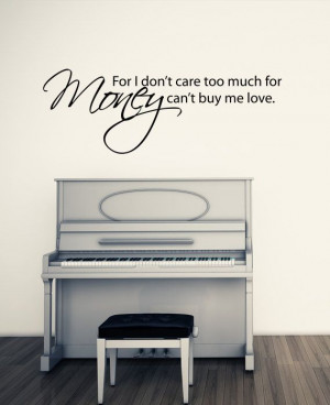 the beatles quotes wall decal classic movie quotes wall