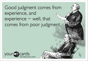 funny quotes judgement
