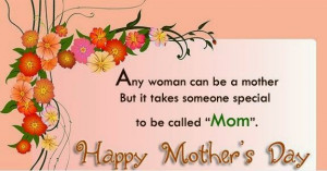 Mother's Day Messages, Quotes, Sayings
