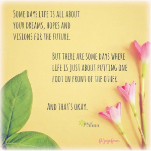 okay thoughts life quotes al inspiration dreams and vision quotes ...